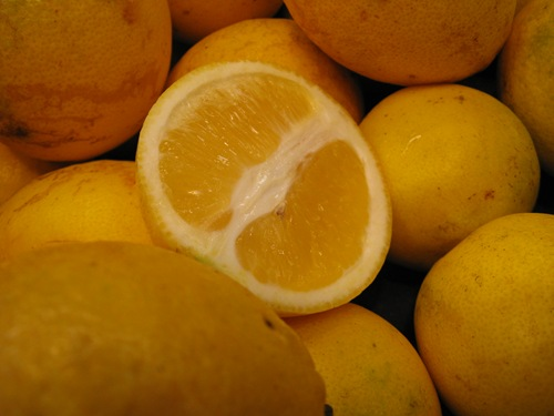 Stock list for Eveleigh Markets, 15th August – Meyer Lemons